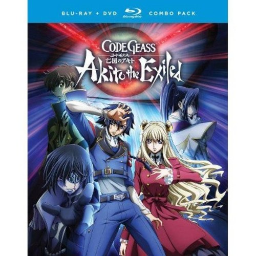 Code Geass: Akito the Exiled - OVA Series [Blu-Ray] [DVD]