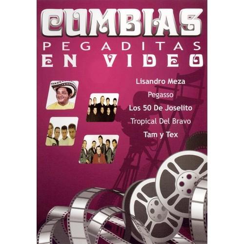 Cumbias Pegaditas en Video [DVD]