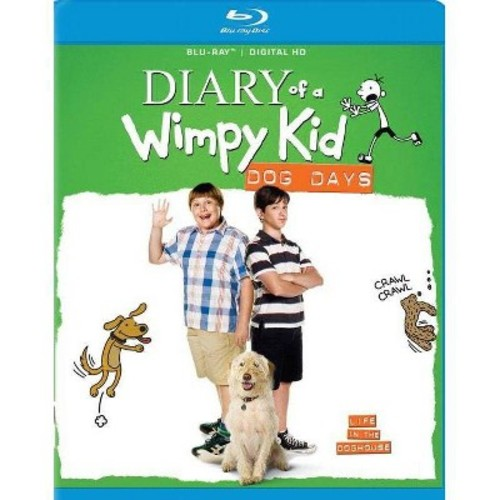 Diary Of A Wimpy Kid:Dog Days (Blu-ray)