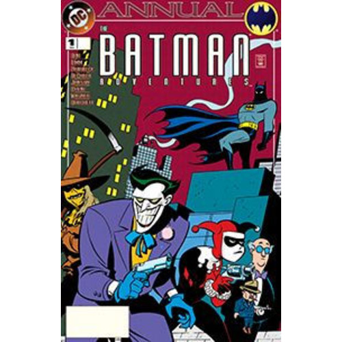 The Batman Adventures Annual (1994-) #1