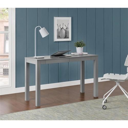 Altra Furniture Parsons XL Gray Desk