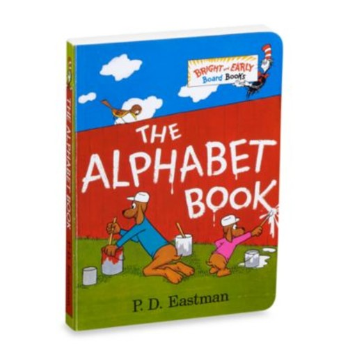 Dr. Seuss' The Alphabet Book