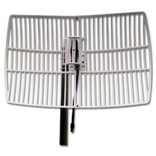 Turmode Grid Parabolic WiFi Antenna for 2.4GHz (WAG24021)