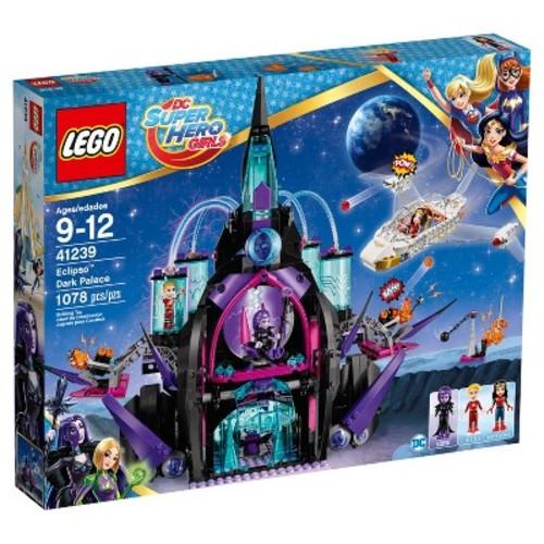 LEGO DC Super Hero Girls Eclipso Dark Palace 41239
