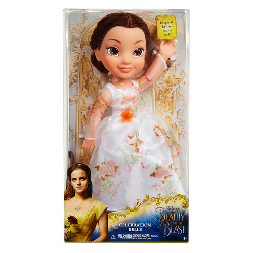 Disney's Beauty & The Beast Belle Celebration Doll