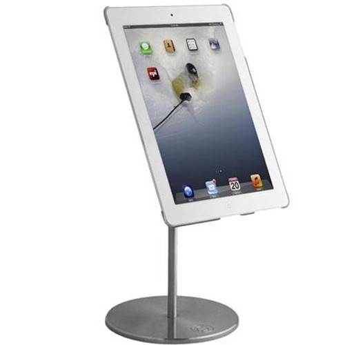 iOmounts iOstand Universal Stand for Tablets/iPads/E-Readers, Stainless Steel IOSTANDSS