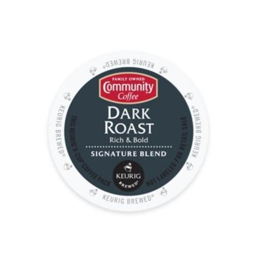 Keurig K-Cup Pack 18-Count Community Coffee Dark Roast