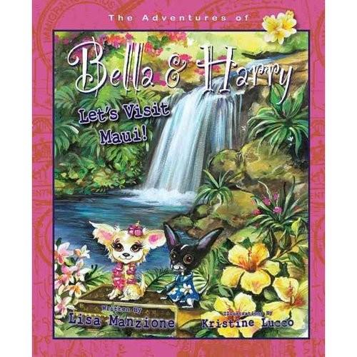 Lisa Manzione, Kristine Lucco (Illustrator) Let's Visit Maui!