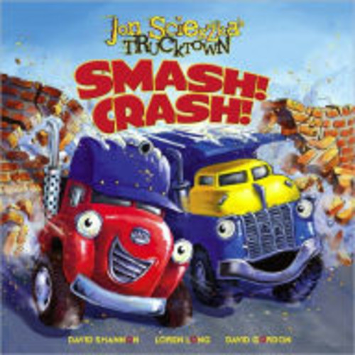 Smash!Crash!: with audio recording