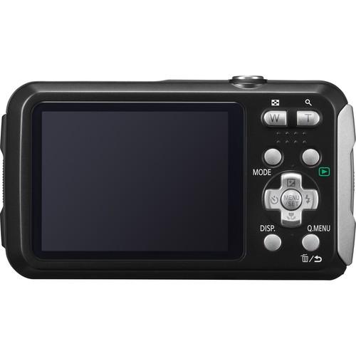 Panasonic Lumix TS30 16 Megapixel Compact Camera - Black