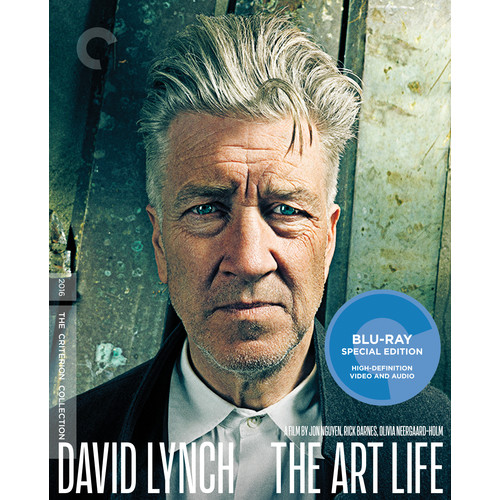 David Lynch: The Art Life [Criterion Collection] [Blu-ray] [2016]
