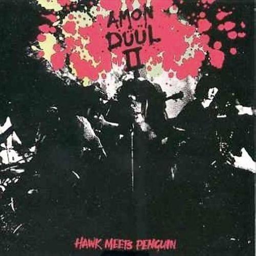 Hawk Meets Penguin [CD]