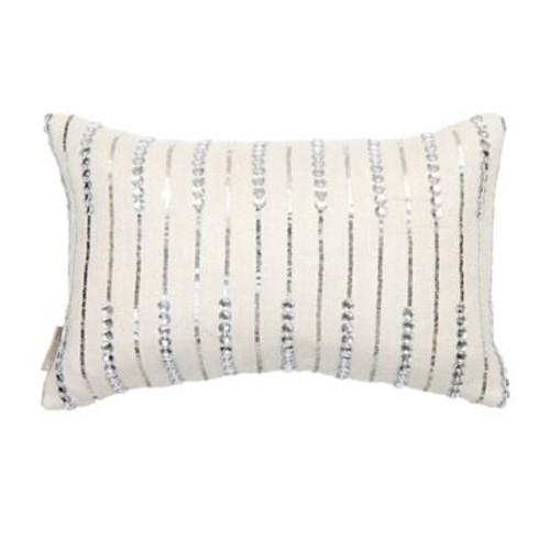 Sivaana Rain Drop Lumbar Pillow
