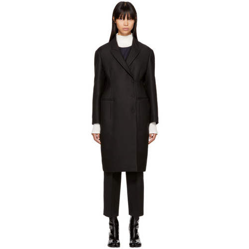 ACNE STUDIOS Black Caith Coat