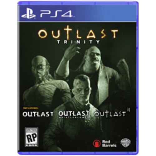 Warner Home Video Games Outlast Trinity