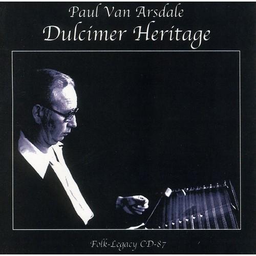 Dulcimer Heritage [CD]