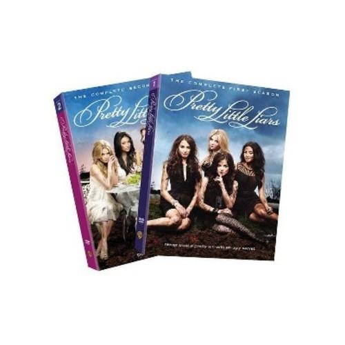 Pretty Little Liars: Seasons 1 & 2 [DVD]