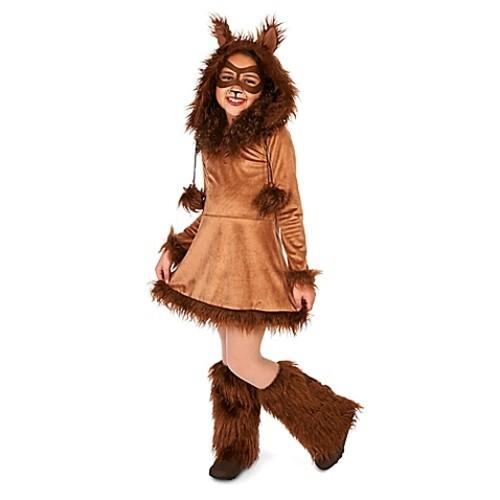 Fox Large Child's Halloween Costume
