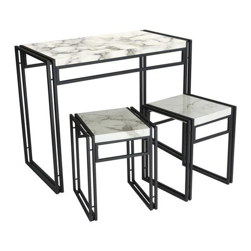 Atlantic Kitchen & Dining Room Sets Urban Small Dining Table Set
