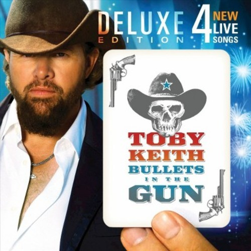 Toby Keith - Bullets in the Gun (Deluxe Edition) (CD)