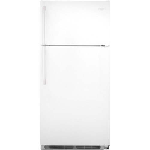 Frigidaire FFTR1821QW 18 cu. ft. Top Freezer Refrigerator - White
