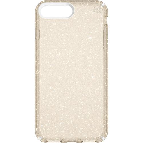 Speck iPhone 8 Plus Presidio Clear + Glitter Case
