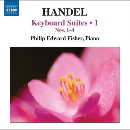 Handel: Keyboard Suites, Vol. 1 (Nos. 1-4) [CD]