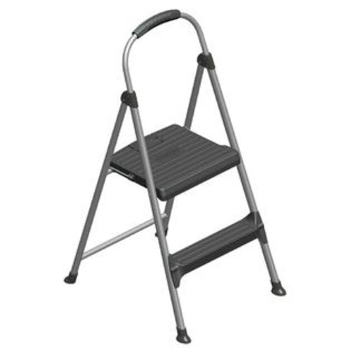 Cosco Home and Office Products Step Stool with Plastic Steps