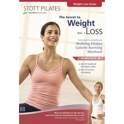 The Stott Pilates: The Secret to Weight Loss, Vol. 1 [DVD] [2005]