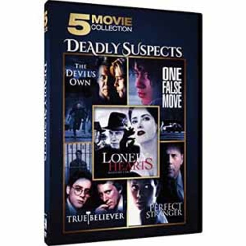 Deadly Suspects /Dvd Mill Creek