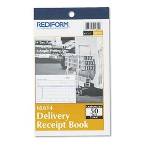Rediform Delivery Receipt Book
