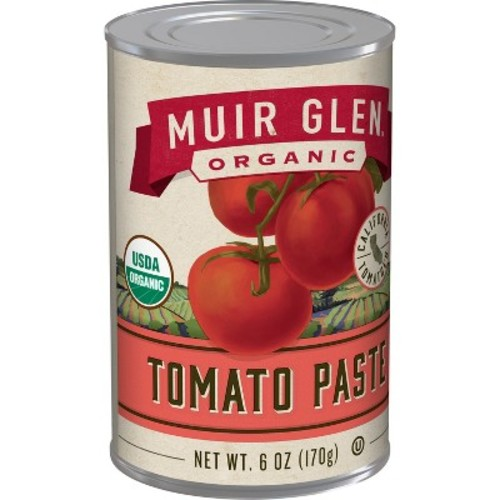 Muir Glen Organic Tomato Paste 6oz