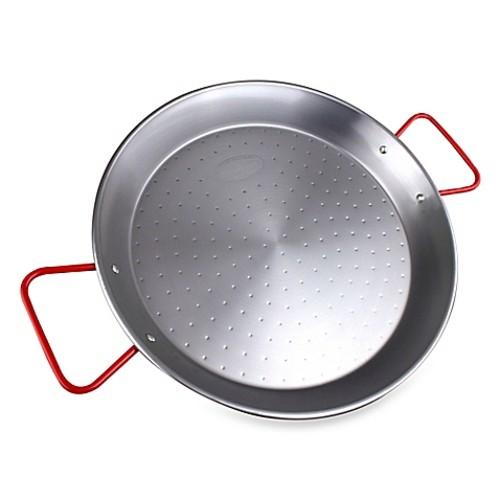 Magefesa 12-Inch Carbon Steel Paella Pan