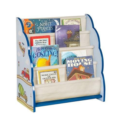 Guidecraft Moving All Around Book Display, Multi
