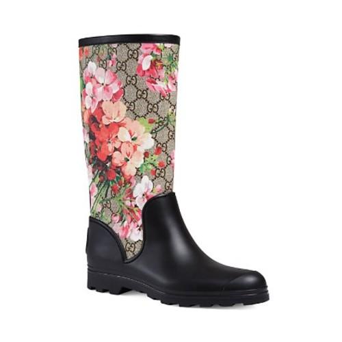 GUCCI Prato Rain Boots