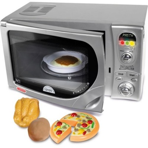 Casdon Toys Delonghi Toy Microwave