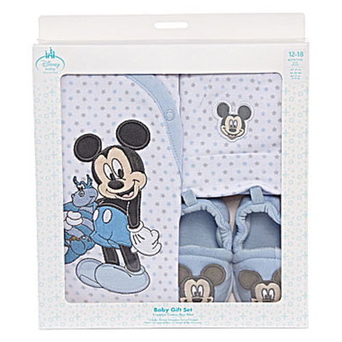 Disney Baby Collection Mickey Mouse Gift Set - Baby Boys newborn-18m