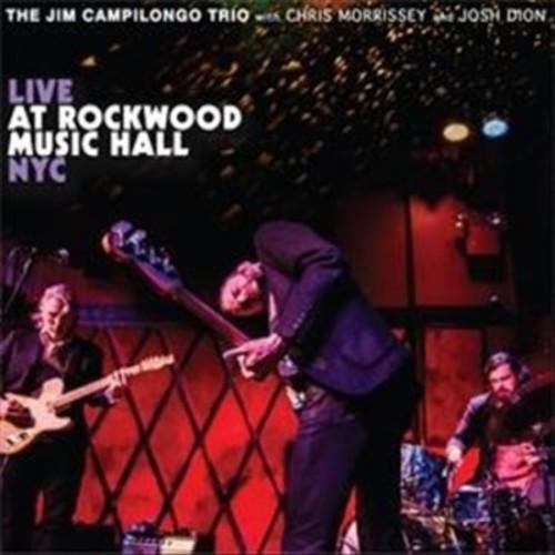 Jim Campilongo - Live At Rockwood Music Hall Nyc (Vinyl)