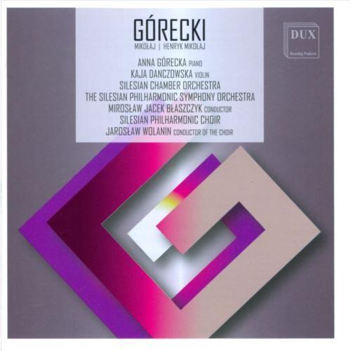 Henryk Mikolaj Gorecki & Mikolaj Gorecki-CD
