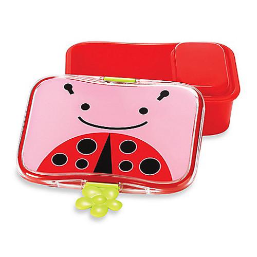 SKIP*HOP Zoo Lunch Kit in Ladybug