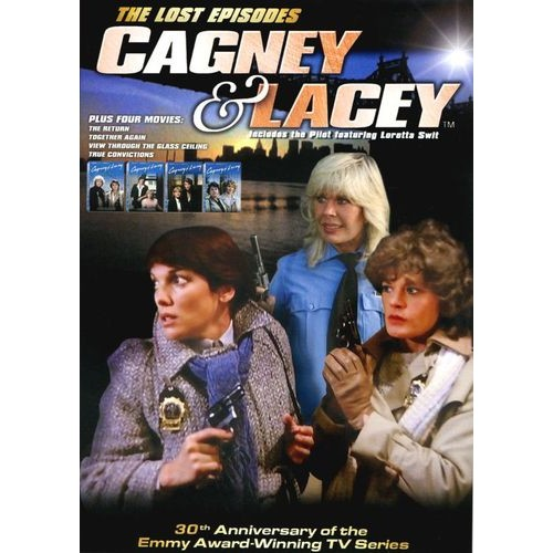 Cagney & Lacey: The Lost Episodes [6 Discs] [DVD]