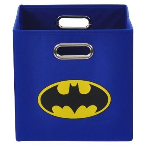Logo Folding Storage Bin - Batman