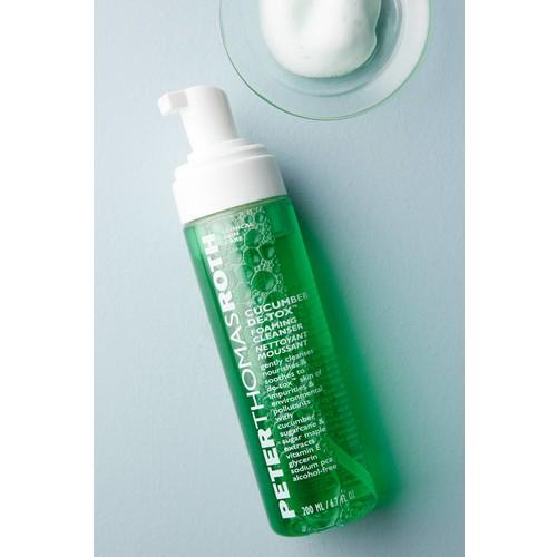 Peter Thomas Roth Cucumber De-tox Foaming Cleanser [REGULAR]