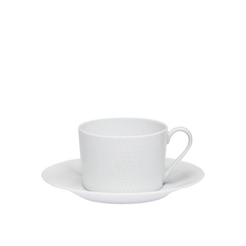 White Star Tea Saucer