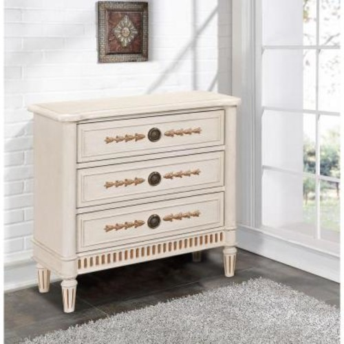 Pulaski Furniture White Chest