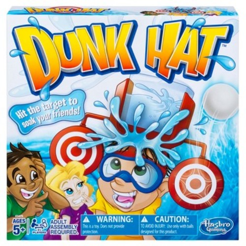 Dunk Hat Soak Game