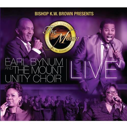 Bishop Kw Brown Presents Earl Bynum A CD (2013)