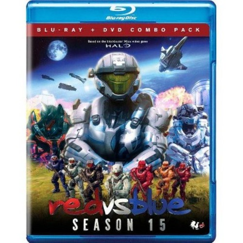 Red Vs Blue:Season 15 (Blu-ray)