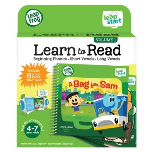 LeapFrog LeapStart Learn to Read Set 1