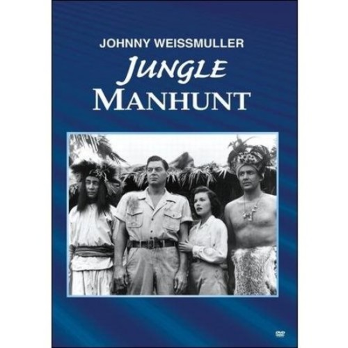 Jungle Manhunt [DVD] [1951]